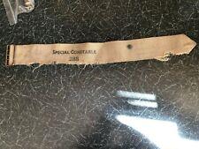 More details for antique vintage special police constable 288 arm band / civil defence intrest