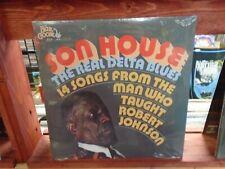 Son House The Real Delta Blues LP NEW vinyl
