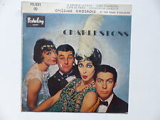 ONESIME GROSBOIS Charlestons Le danseur mondain ... 72221