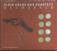 Wegmarken von Albin Brun, Nah Quartett und Christian Zehnder CD - Neu!