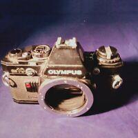 Olympus OM-10 35mm SLR Film Camera