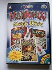 PC CD Games Mahlongg 3 Vollversionen