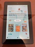 Amazon Fire HD 7 (4th Generation) 8GB, Wi-Fi, 7in - Black