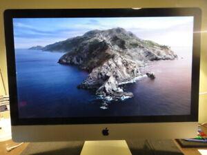 "iMac 27"" 2.7Ghz 1 TB SSD storage - 24 GB Ram in beautiful condition"