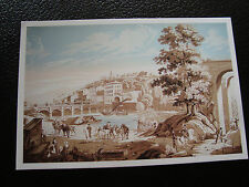 FRANCE -carte reproduction (lyon musee gadagne) (cy68) french