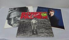 Vintage Vinyl Bundle 3 LPs Robert Palmer Riptide '85/Don't Explain '90/Clues '80