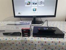 Panasonic DMP-BD84 Blu Ray & DVD Player. Compact, HDMI - BOXED & COMPLETE