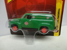 Johnny Lightning 1950 CHEVY PANEL DELIVERY Green '50 w/RR JL20