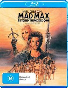 Mad Max - Beyond Thunderdome (Blu-ray, 2013) FREE POST