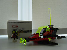 LEGO 6877 VECTOR DETECTOR WITH MINIFIGURE 100% complete