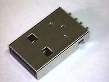 USB Typ A Stecker für Printmontage SMD SMT