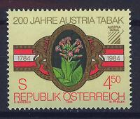 AUSTRIA 1984 MNH SC.1269 Tobacco  Monopoly