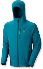 Mountain Hardwear Desna Fleece Jacket - Men's - M SEA LEVEL/DEEP WATER NWT