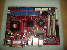 PC Chips M789CG v3.0a Mainboard CLE266 / 8235, 133MHz FSB, DDR266, DEFEKT, LESEN