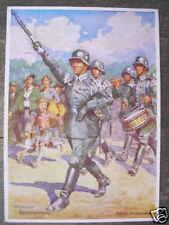 6025 Ak Hans Friedmann: Spielmannszug Militare Kappelle