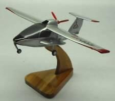 Icon Aircraft A5 Mahogany Airplane Desktop Wood Model Big