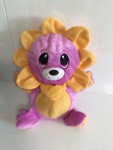 "Fur Berries PINK Bear Ball Transforms - Rare 2008 Spin Master 10"""