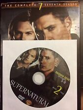 Supernatural - Season 7, Disc 2 REPLACEMENT DISC (not full season)