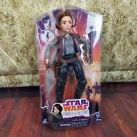 NIB Jyn Erso - Star Wars Forces of Destiny Adventure Figure Walgreen Exclusive