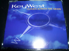 Key West Clouds Across The Moon Remixes CD Single – Like New
