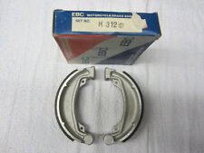 Honda CM200, CB250, XL175, XL250, XL350, XL500S MR250 EBC Brake Shoes H312 NOS.