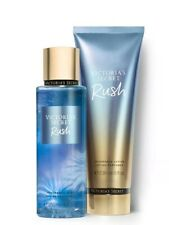 Victoria's Secret Rush Fragrance Body Mist and Body Lotion Set