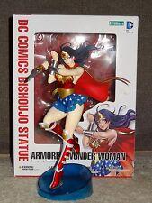 Kotobukiya Bishoujo DC Comics Wonder Woman PVC Statue Figure Batman Superman