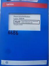 Werkstattbuch Reparaturleitfaden VW Lupo Eigendiag. Automatisches Getriebe #6686