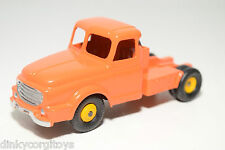 DINKY TOYS 36 WILLEME CAMION TRUCK ORANGE MINT CONDITION REPAINT