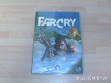 far cry 1 & farcry 2  new & sealed