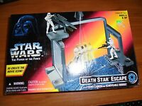 Kenner Star Wars Death Escape With Removeable Bridge Action Figure New In Box