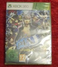 P4A U Persona 4 Arena Ultimax, XBox 360 Spiel, Neu, deutsche Version