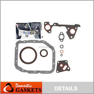 Fits 02-06 Hyundai XG350 Santa Fe Kia Amanti 3.5L DOHC Lower Gasket Set G6CU