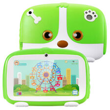 Niños Tablet PC A50 7 Pulgadas Android 9.0 1GB 16GB Dual Cámara WiFi USB 3500mAh
