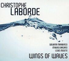CHRISTOPHE LABORDE QUARTET - WINGS OF WAVES - 2013 - NEUF NEW NEU