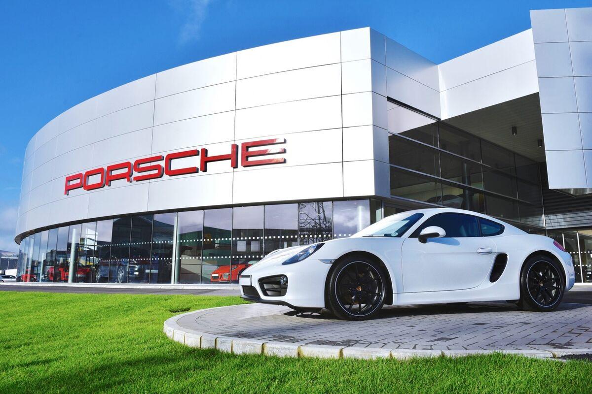 Porsche Parts