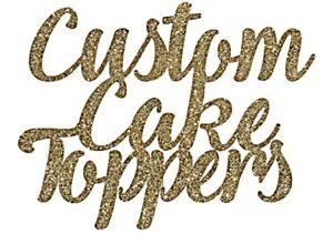 Graduation Custom Cake Topper. Personalized Cake Decor. Cupcake Paty Decor.
