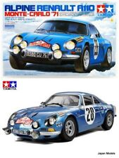ALPINE RENAULT A110 MONTE CARLO '71 1971 Tamiya 24278 1/24 Model Kit Nuovo New