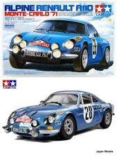 Tamiya 24278 Renault Alpine A110 Monte Carlo 1971 1 24 nove