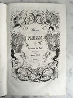 Museo Las Familias Lectores de La Noche Décima Volume 1842-1843