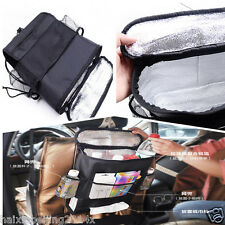 Car Seat Multi-Purpose Vehicle Keep Warm / Cold Brand Storage Bag Box Organizer