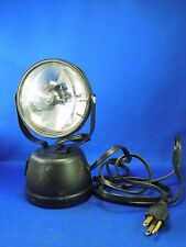 Vintage Roto-Lite Professional Quality Landscape Lighting Spot Light GE Bulb