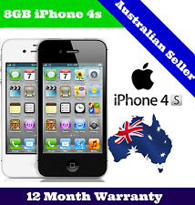 ~ NEW IN SEALED BOX ~ Apple iPhone 4s | Smartphone | 8GB | Factory Unlocked