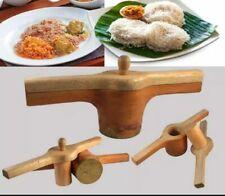 string hopper maker wooden and metal  extruder idiyappam maker 12 trays