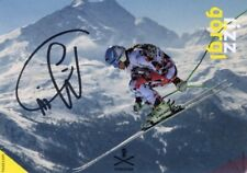 Lizz Görgl, Autogramm - Ski Alpin - Österreich