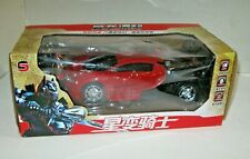 JAPANESE EDITION TRANSFORMER ROBOT CAR w REMOTE CONTROL NEW IN BOX FREE SHIPPING