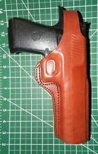 Tagua PD1R-982 RH Brown Leather Rotating Paddle Holster IWI IMI Desert Eagle 6""