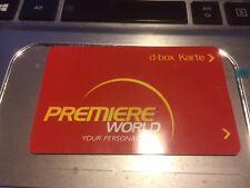 Premiere World Paytv Smartcard