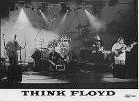 Think Floyd - Orig Promotional Photo- Entertainment Mem