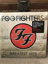 FOO FIGHTERS GREATEST HITS - 2 VINYL LP GATEFOLD Embossed Cover SLEEVE